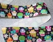 Cupcake grosgrain ribbon 4 yds 1.5 width DISCONTINUED