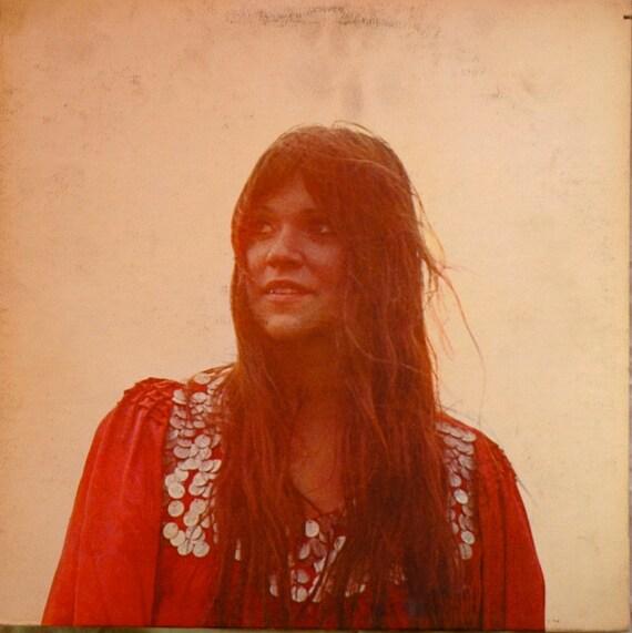 Vintage Vinyl Record... MELANIE... Gather Me (1971)
