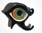Third Eye Meditation Piece - Black