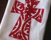 Kitchen Towel - Cross