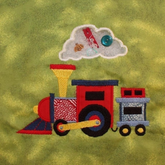 I Spy Bag TRAIN Hide and Seek I Spy Bag Sensory Toy over 70 designs in our shop