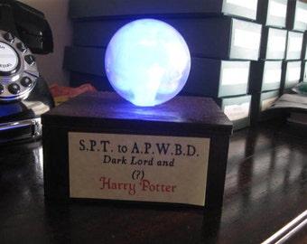 Wizarding Handmade Prophecy Orb Replica Prop