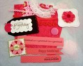 Spring Fling Card Kit