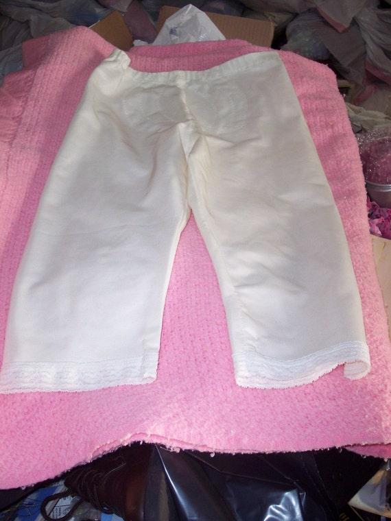Vintage   JCPenny long leg girdle shaper sz XXLRG