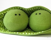 Two Peas in a Pod - Made to Order