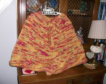 Hot Tamale Poncho