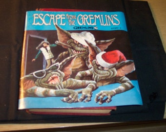Gremlins Escape from the Gremlins new never opened 1984