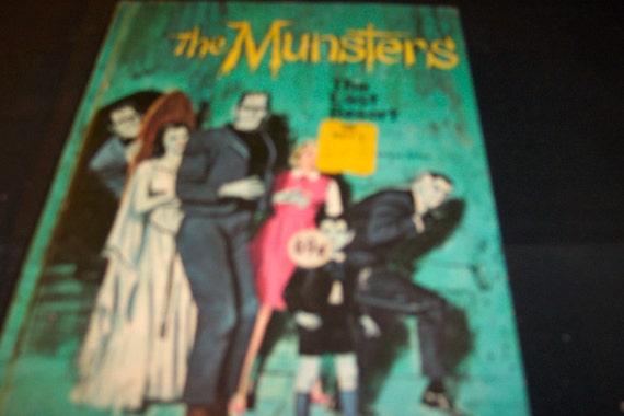 vintage The Munsters  The  Last  Resort   1966