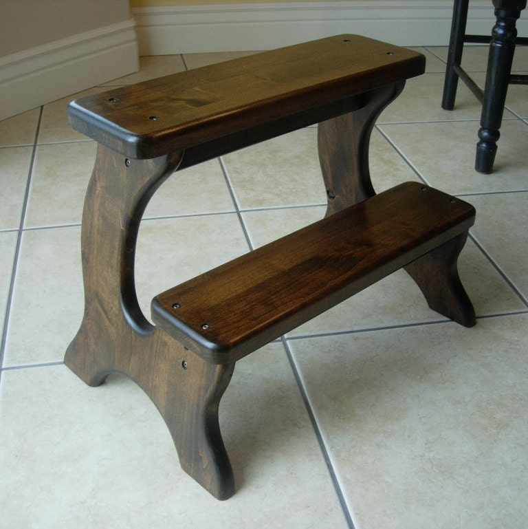Wooden Wooden Childrens Step Stool Pdf Plans