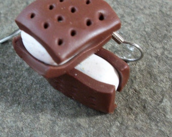 Ice Cream Sandwiches Earrings