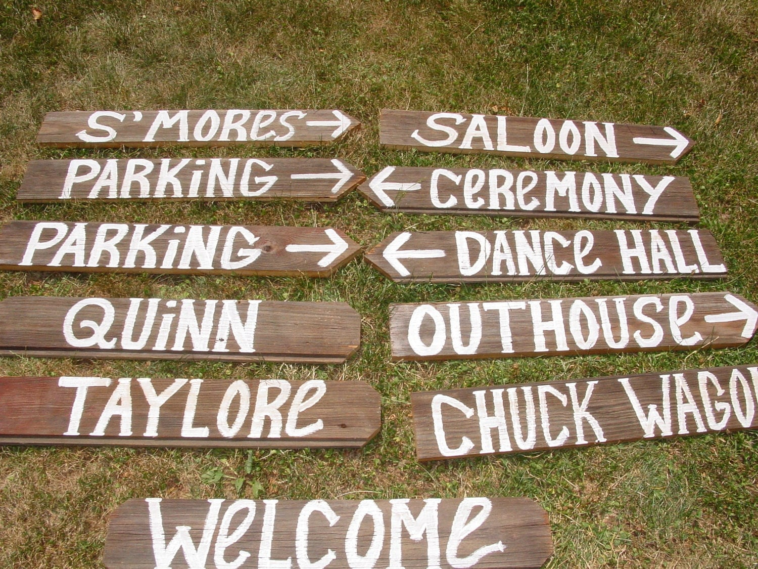Name Your Sign Rustic Barn Wood