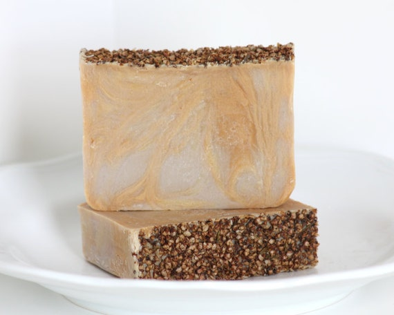 Private Listing Mountain Heather Natural Goat's Milk Soap With Shea Butter