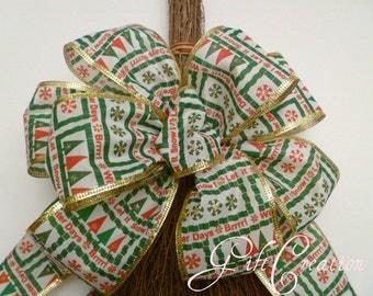 Christmas Handmade Bow