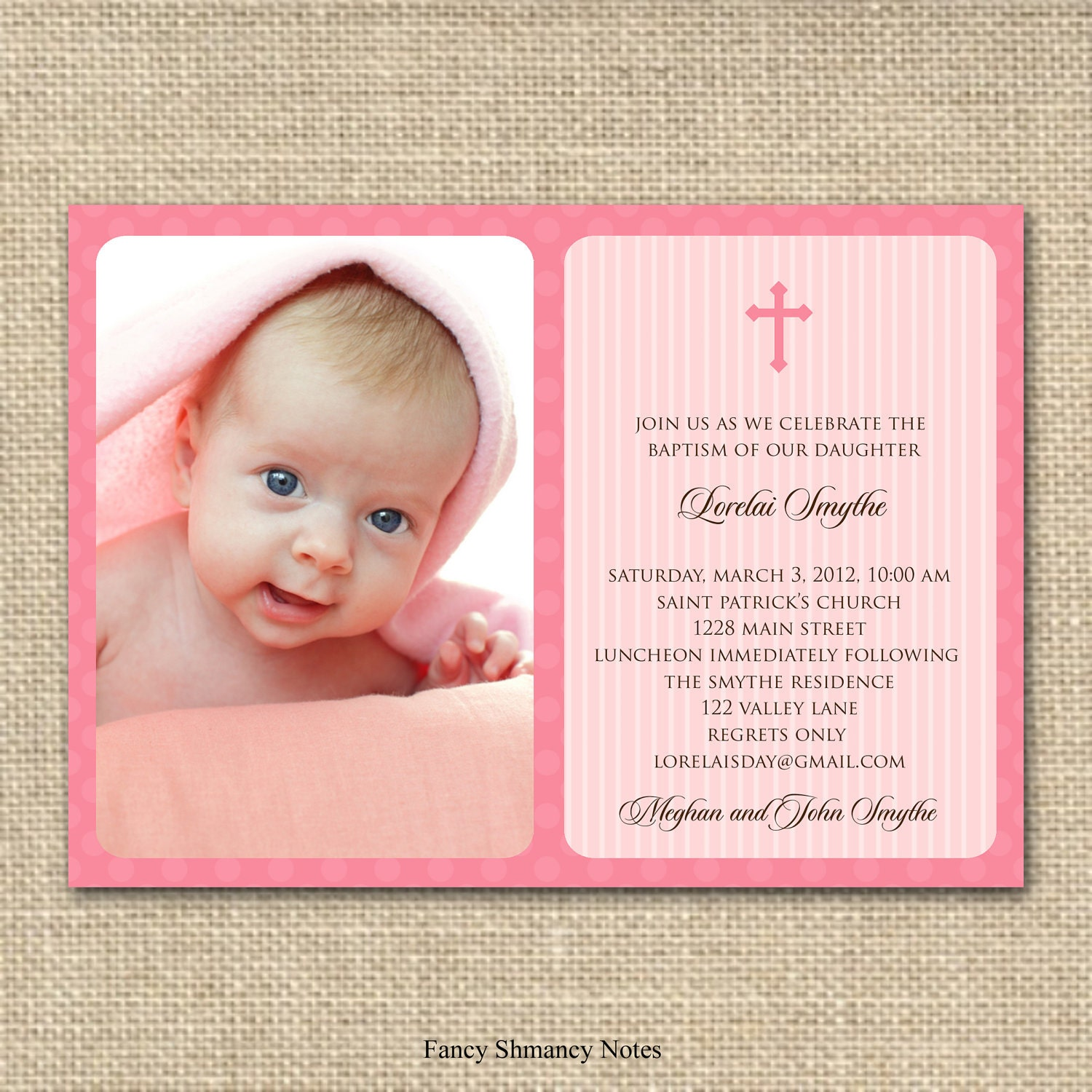 Baptism Invitations For Boys was nice invitation design