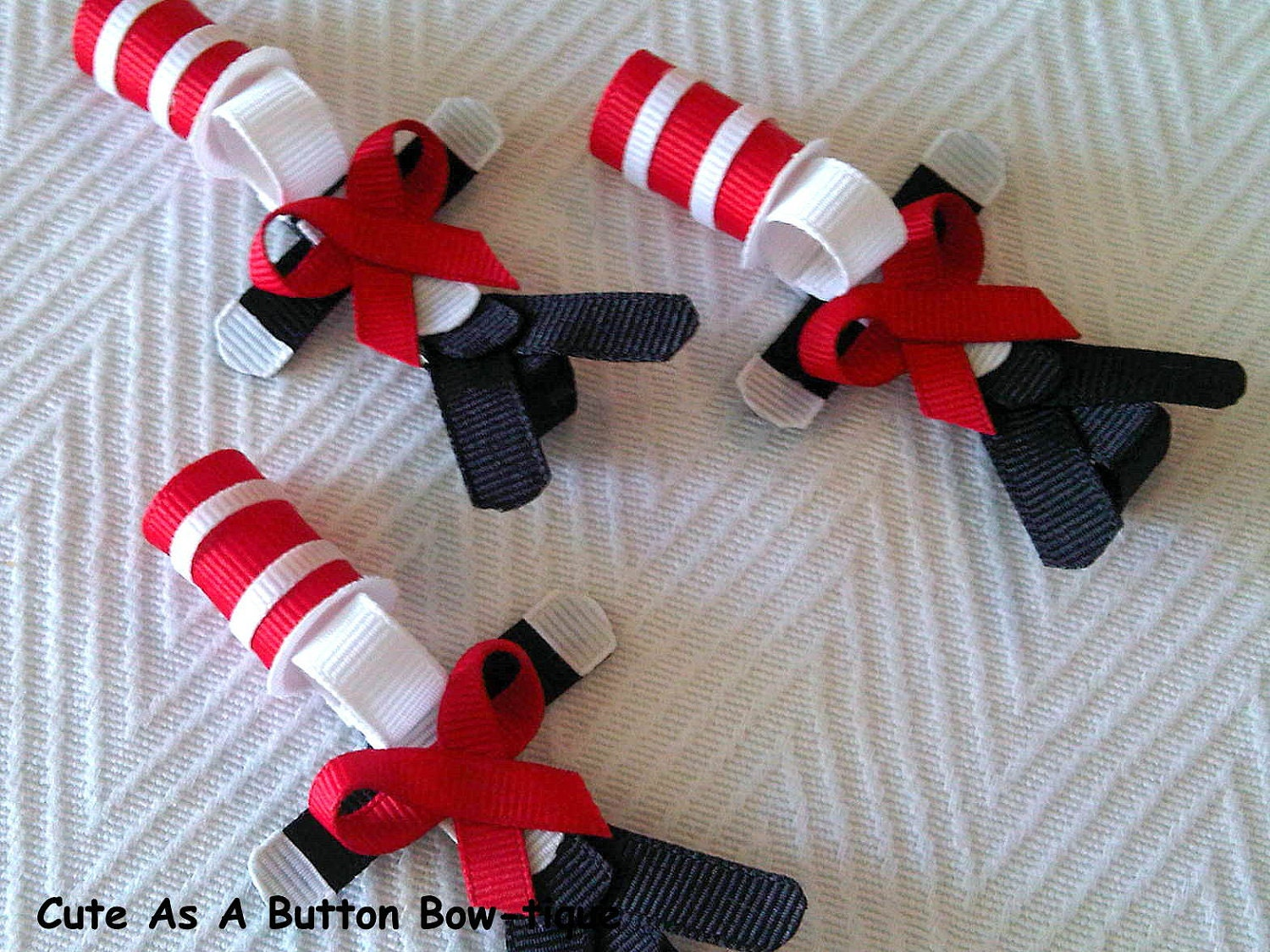 Cat In The Hat Ribbon Sculpture Tutorial