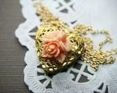 tresor necklace