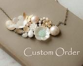 Custom order for Jamie only