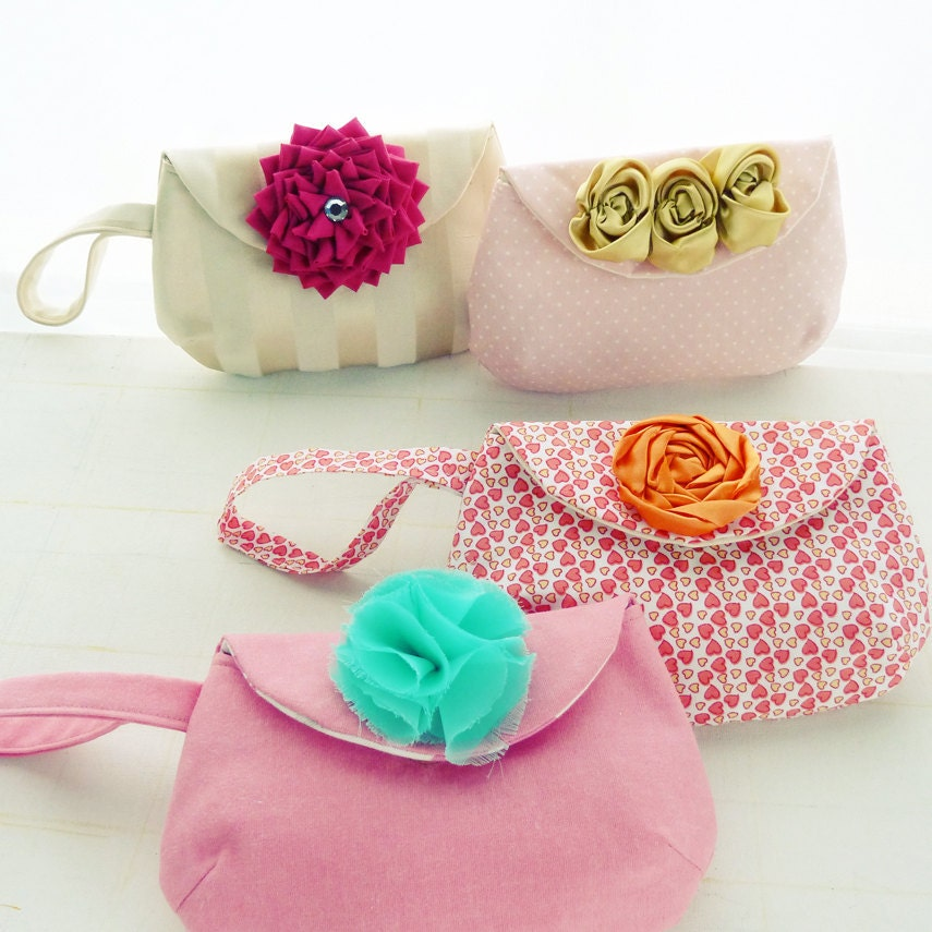 Priority Clutch Purse - Fashion, Sewing Patterns, Inspiration