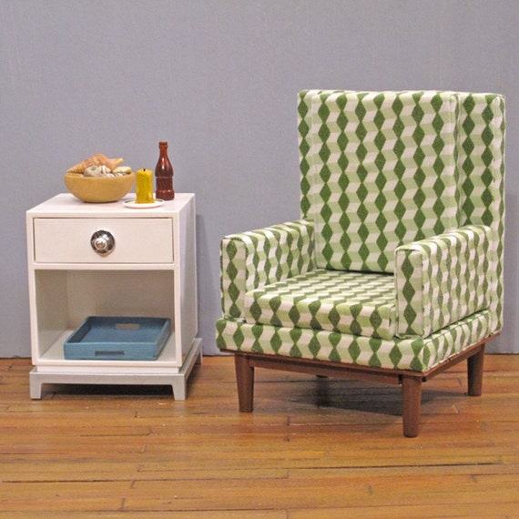 1/6 Classic Armchair -  Optical Allusion