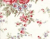 Ava Rose by Tanya Whelan - Kitchen Rose - Grey (2407) - 1 yard of fabric