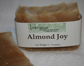 Almond Joy Exfoliating Soap