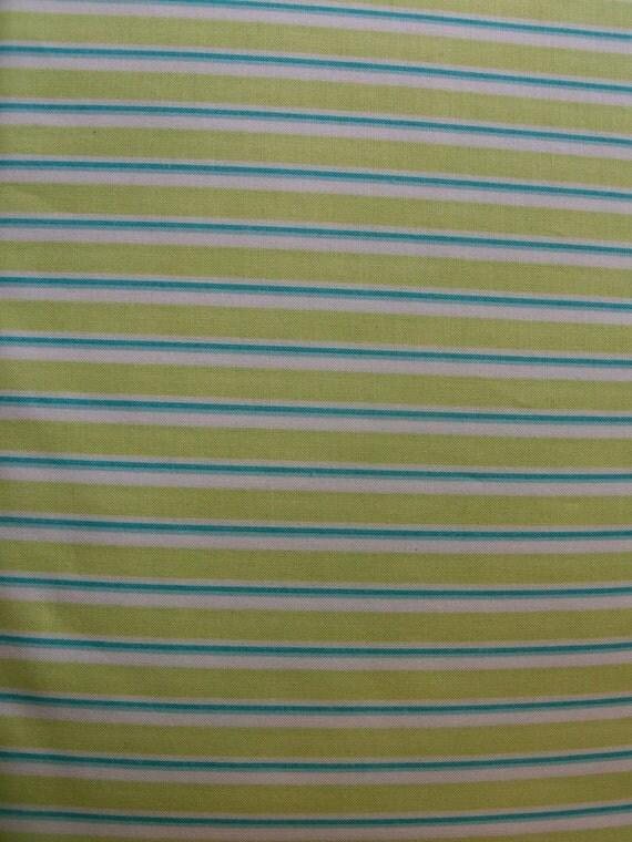 Grow With Me Striped Fabric by Moda