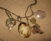 jewelry necklace vintage pieces Sale 135 was 165