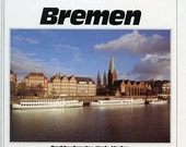 Bremen by Sachbuchverlag Karin Mader - Book on Bremen, Germany in English, German & French