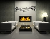 Music Wall Decal, Music Notes Wall Decal, Music Notes Nursery Decor, Musician Wall Decal, Rockstar, Music Note Dorm Decor Decorate Rock Star
