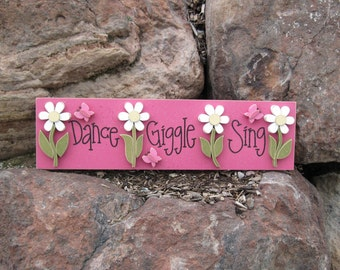 Hot Pink Dance-Giggle-Sing Board