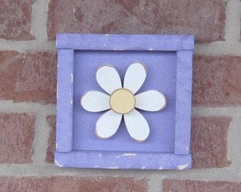 DAISY FRAME (Lavender)