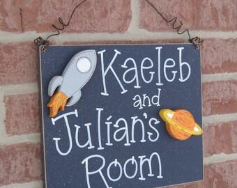 Custom Personalized name or Word sign for children, teacher, home, desk, shelf, wall, decor