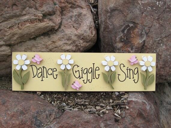 Dance-Giggle-Sing Board