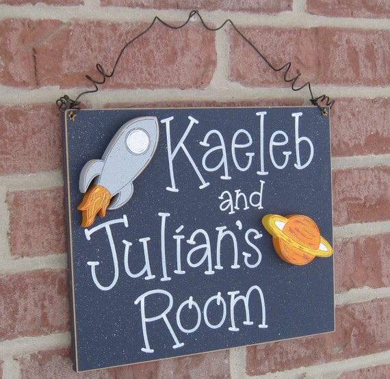 Custom Personalized name or Word sign for children, teacher, home, desk, shelf, wall, decor