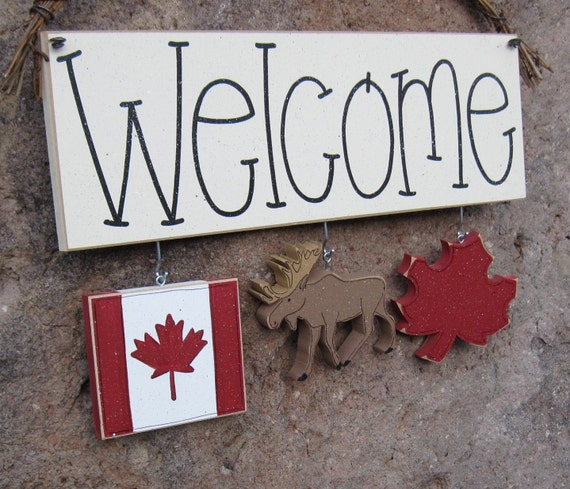 Canada decorations no sign included for wall and home decor for Home decor online canada