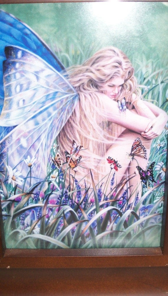 Fairy Collage Lovely Ethereal Fairies Grace This By Seriousfun