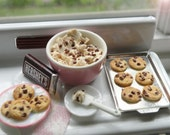 Miniature Chocolate Chip Baking Set