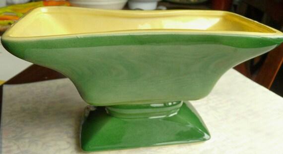 SALE - Funky Green Retro Planter - Royal Windsor - Vintage