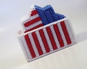 Stars and Stripes Coaster Set