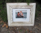 reclaimed wood 8x10 frame