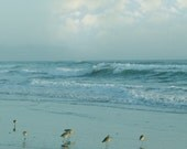 Nautical Ocean Beach Art Ocean Landscape Photography Archival Photograph