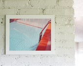 Modern Swimming Pool Art Mid Century Swimming Pool Photograph 11x14  Archival Photograph