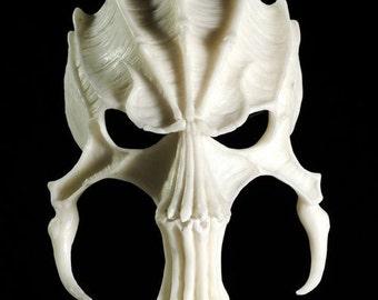 Cold Cast Marble Persona Regis Mask