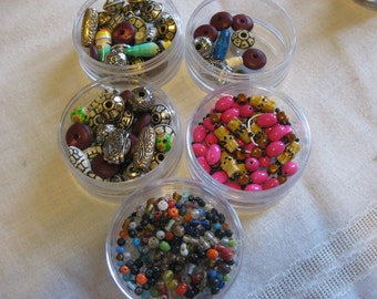 Variety mix bead lot