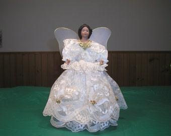 Music Box Angel - Handmade