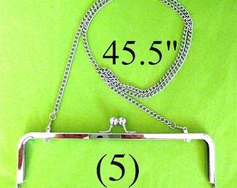 30% OFF 5 shoulder length 45.5 inch nickel-free purse chain(TM)