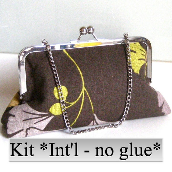 Complete 8 inch clutch kit: international customers - no glue