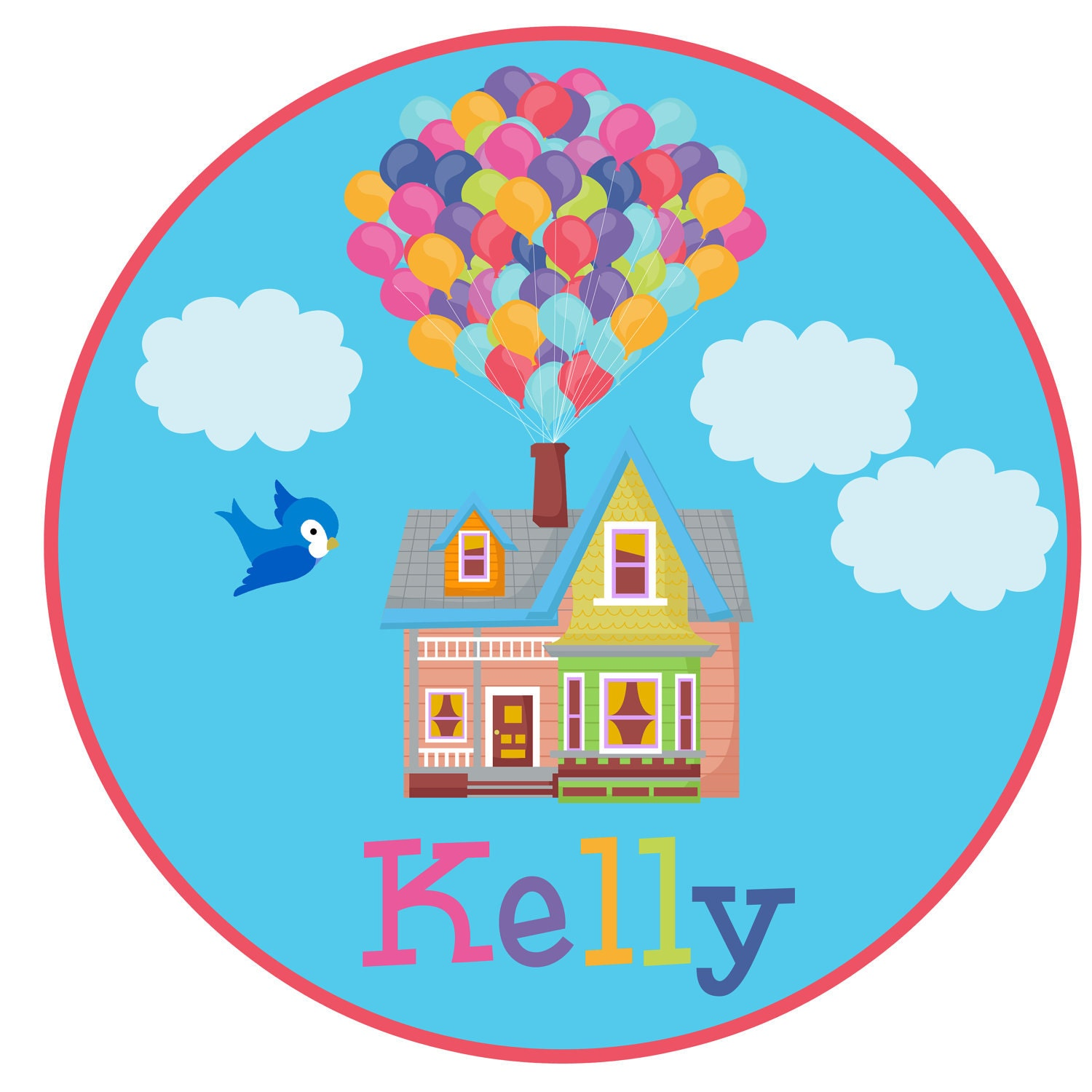 Up House Balloons Personalized Up House With Balloons Bodysuit Or Shirt