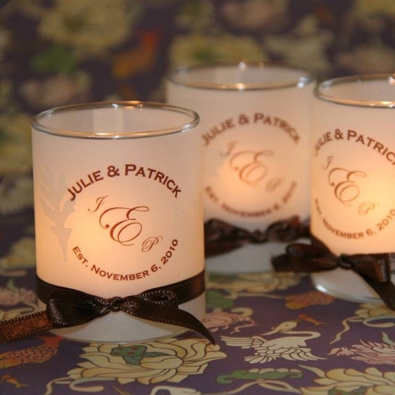 150 Place Card / Name Card / Escort Card / Wedding Favor / Vellum Candle Votive wraps for tapered votives