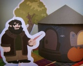 Hagrid and His 3D Hub